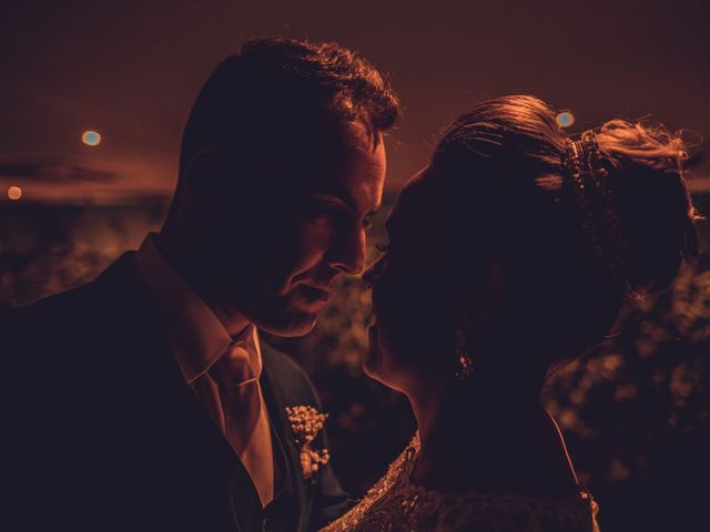 O casamento de Girlaine e Jonas