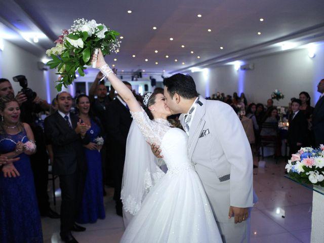 O casamento de Rosemeire e Claudemir