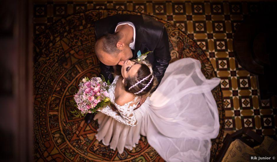 O casamento de Carlos e Rayssa em Votorantim, São Paulo