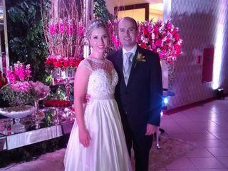 O casamento de Lariana e Renato