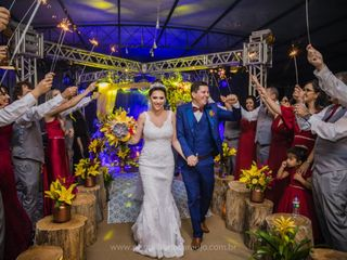O casamento de Jéssica  e Rodrigo 3