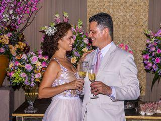 O casamento de Fábio e Juliana