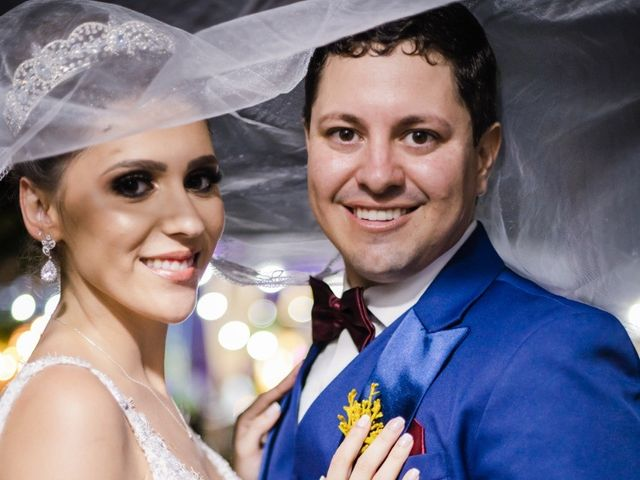 O casamento de Rodrigo e Jéssica  em Mirassol D'Oeste, Mato Grosso 3