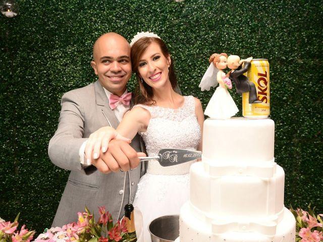 O casamento de Roberta e Fernando