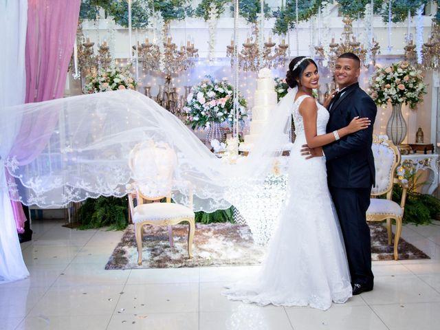 O casamento de Erika e Daniel