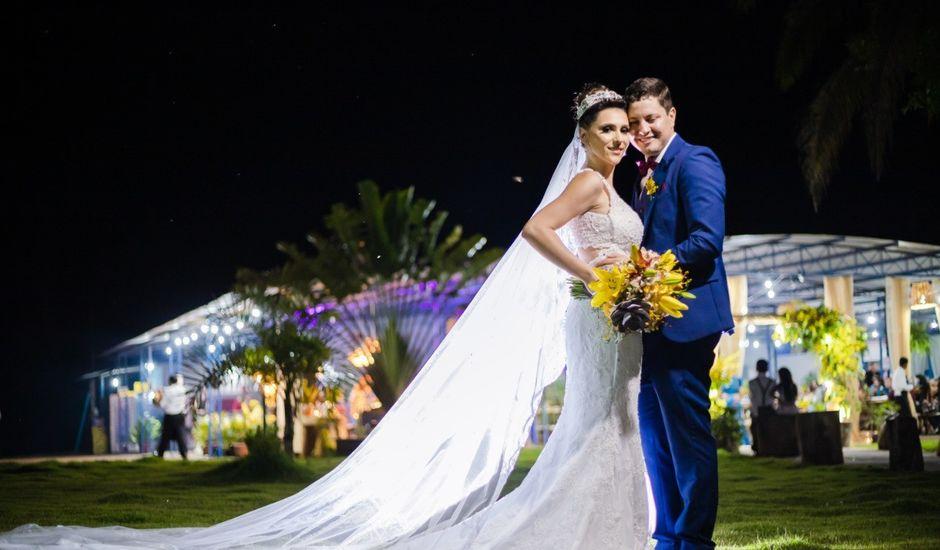 O casamento de Rodrigo e Jéssica  em Mirassol D'Oeste, Mato Grosso