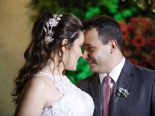 O casamento de Andressa  e Fábio