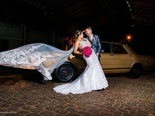 O casamento de Jaqueline e Tiago
