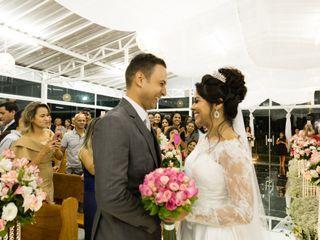 O casamento de Nete e Gil