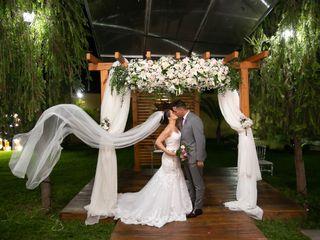O casamento de Thais e Davi