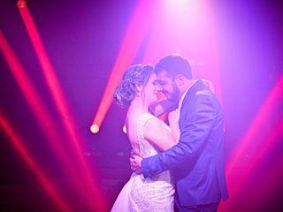O casamento de Pamela e Eduardo