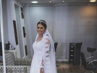 O casamento de Milena e Argel 3