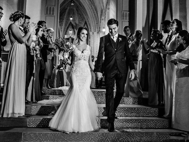 O casamento de Letícia e Bernardo