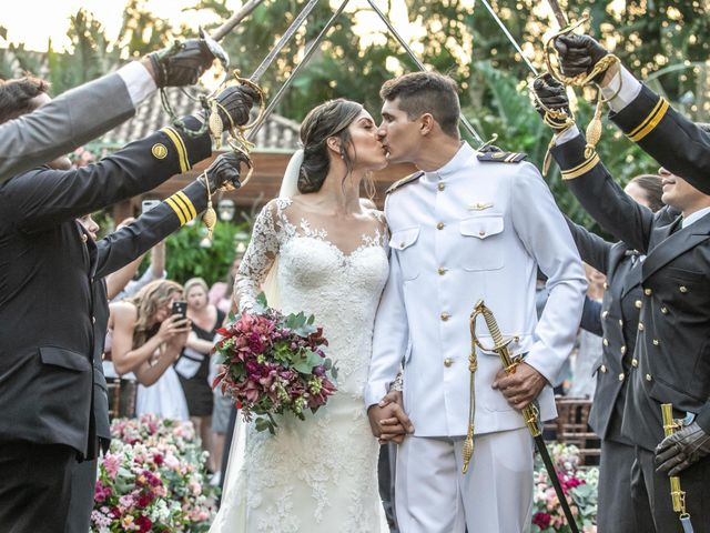 O casamento de Aline e Pedro