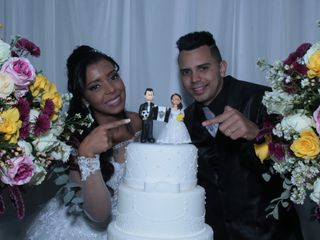 O casamento de Stephany e Luiz Fernando