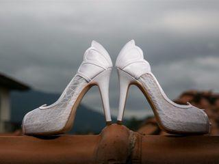 O casamento de Karen e Dinerroger 3