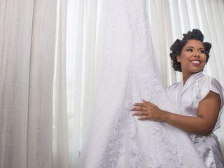 O casamento de Vaneza e Fabiano 1