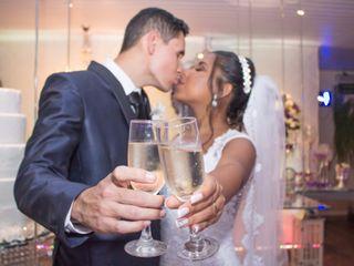 O casamento de Vaneza e Fabiano