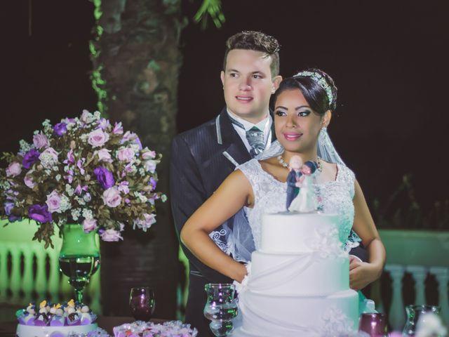 O casamento de Sabrina e Wesley