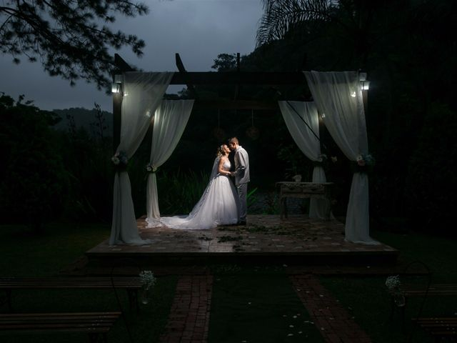 O casamento de Karen e Dinerroger