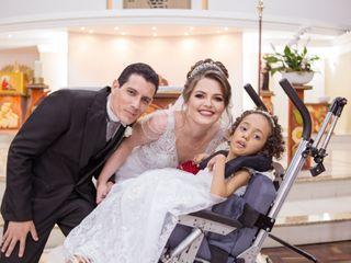 O casamento de Rafaela e Rafael 3