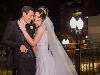 O casamento de Rafaela e Rafael