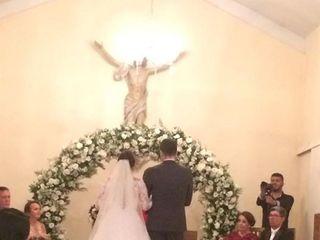 O casamento de Rosana e Morency 1