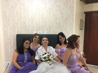 O casamento de Rosana e Morency 2