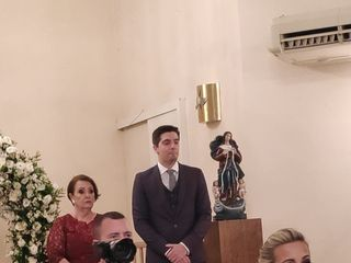 O casamento de Rosana e Morency 3