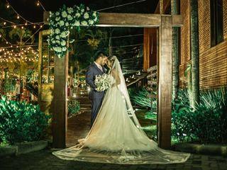 O casamento de Bianca e Mario