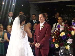 O casamento de Rachel e Daniel