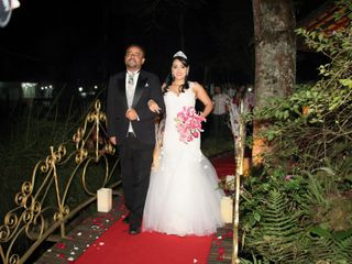 O casamento de Bianca  e Vinícius 1