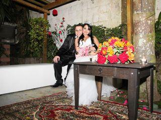 O casamento de Bianca  e Vinícius