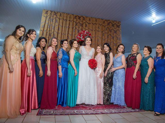 O casamento de Rafael e Rafaela em Dois Vizinhos, Paraná 13