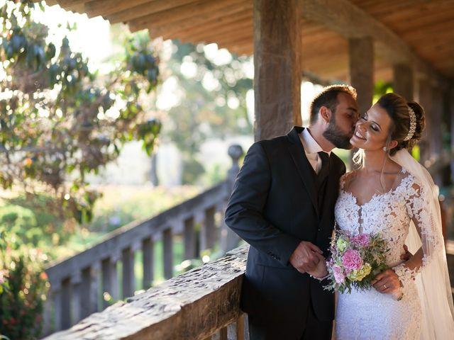 O casamento de Bruno e Thiara em Belo Horizonte, Minas Gerais 163