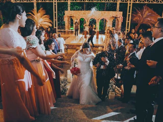 O casamento de Keyla e Francis