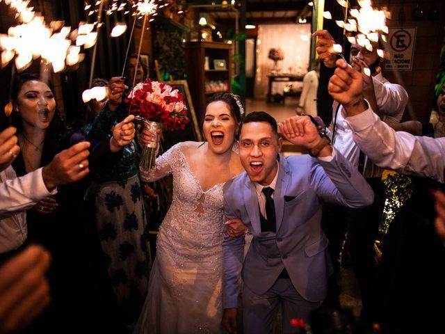 O casamento de Hiago e Ariele