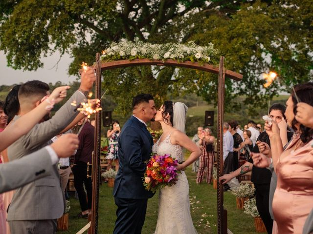 O casamento de Patricia e Luan