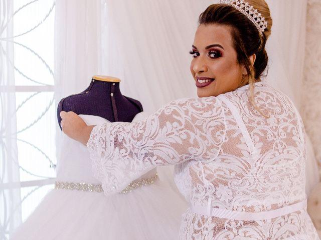 O casamento de Ricardo e Cintia  em Jandira, São Paulo 13