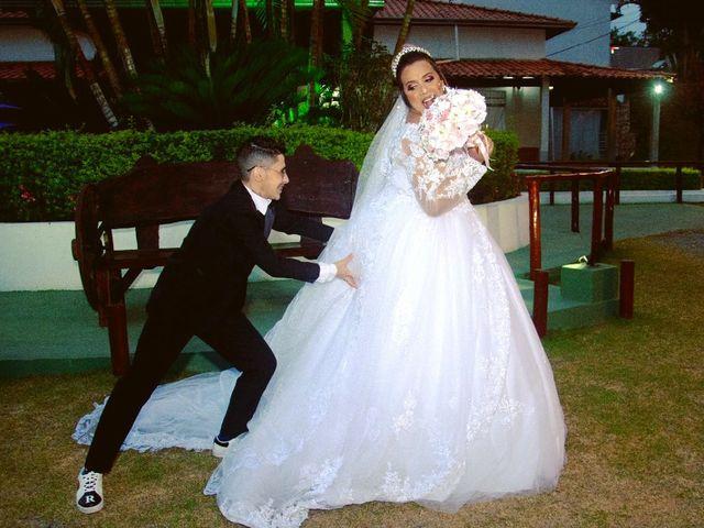 O casamento de Ricardo e Cintia  em Jandira, São Paulo 66