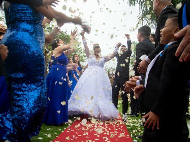 O casamento de Ricardo e Cintia  em Jandira, São Paulo 69