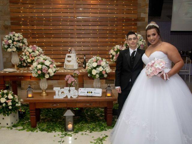 O casamento de Ricardo e Cintia  em Jandira, São Paulo 78