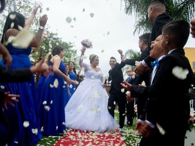 O casamento de Ricardo e Cintia  em Jandira, São Paulo 101