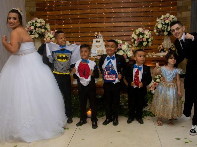 O casamento de Ricardo e Cintia  em Jandira, São Paulo 104