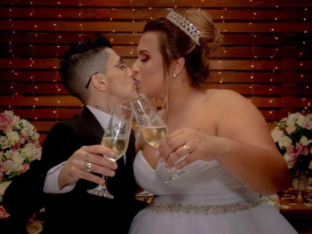O casamento de Ricardo e Cintia  em Jandira, São Paulo 1
