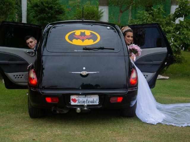 O casamento de Ricardo e Cintia  em Jandira, São Paulo 109