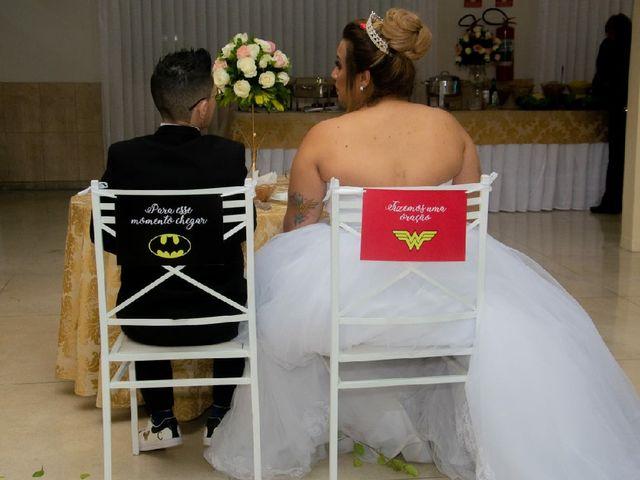 O casamento de Ricardo e Cintia  em Jandira, São Paulo 121