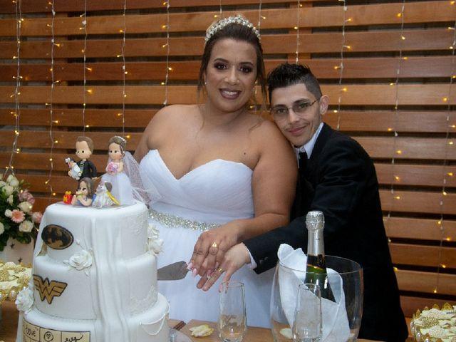 O casamento de Ricardo e Cintia  em Jandira, São Paulo 125