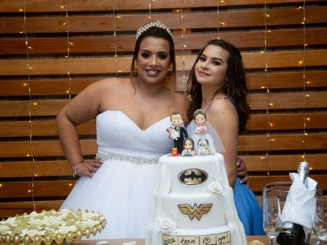 O casamento de Ricardo e Cintia  em Jandira, São Paulo 126