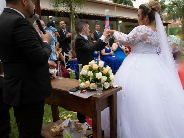O casamento de Ricardo e Cintia  em Jandira, São Paulo 137